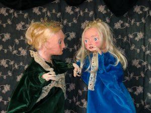 moeder en prinses